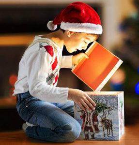 Что подарить маленькому мальчику на Рождество